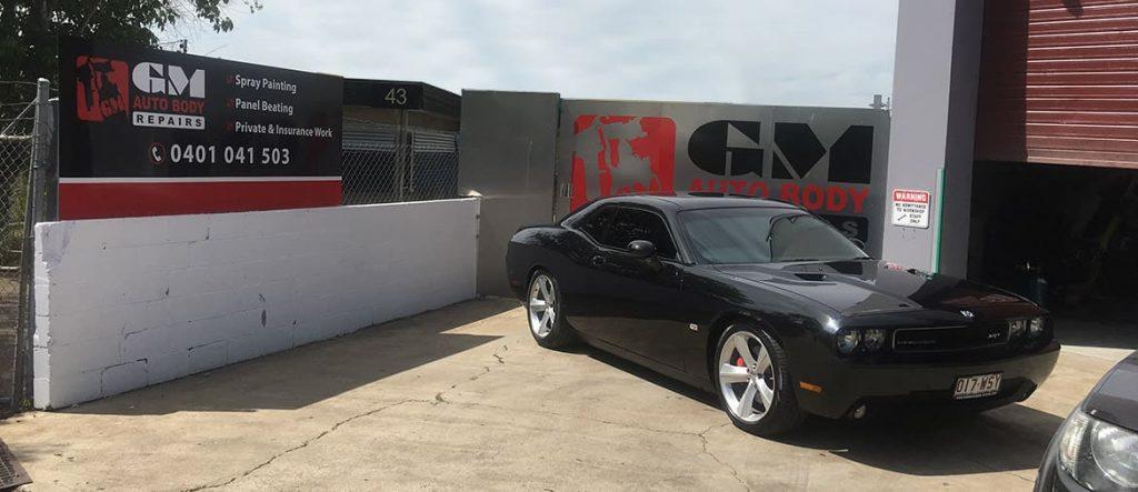 Gm Smash garage
