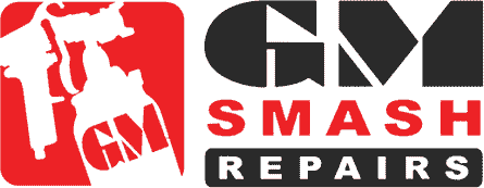 GM Smash Repairs Logo