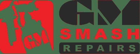 GM Smash Repairs Logo