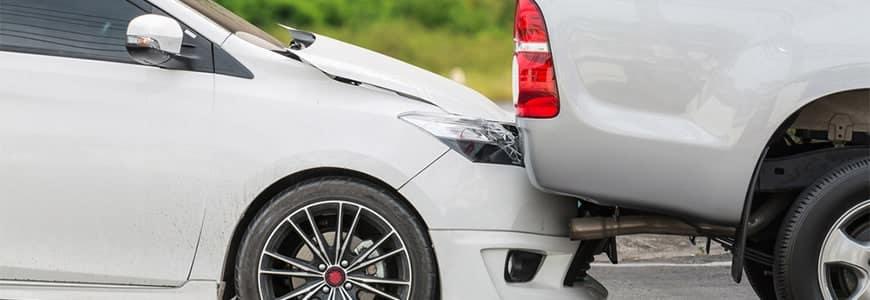 Repairing car accident damages
